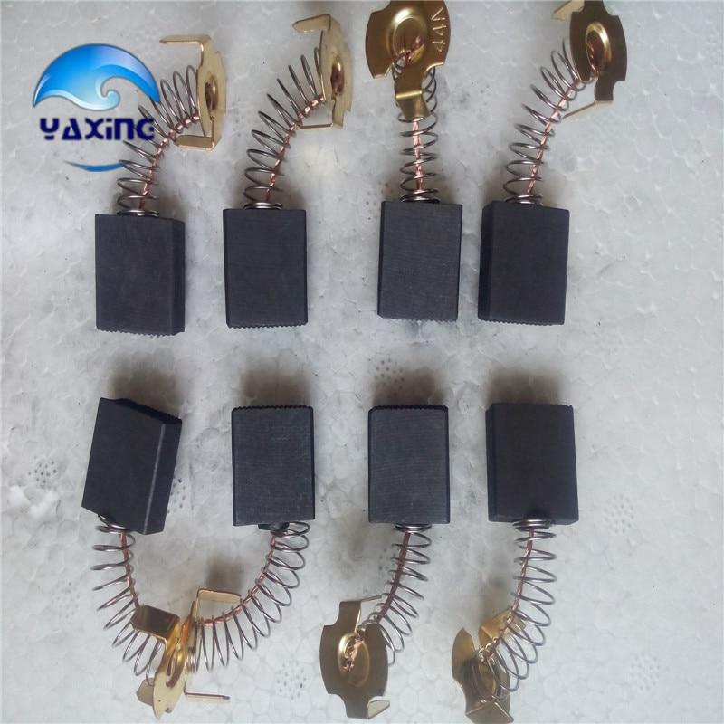 # 44 Dokładne 10 par szczotek węglowych do silników elektrycznych - Akcesoria do elektronarzędzi - Zdjęcie 3