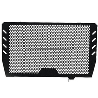 Motorcycle Radiator Guard Grille Oil Cooler Cover For Ducati Multistrada 1200 Mts1200 2017 2018 Motorcycle Accessories