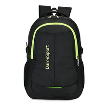 Unisex School Bag Shoulder Bags Computer Packsack Waterproof Nylon Brand New Schoolbag Business Men Women Backpack Polyester Bag uiyi brand unisex microfiber synthetic leather polyester backpack shoulder school travel laptop bag for men and women 160019