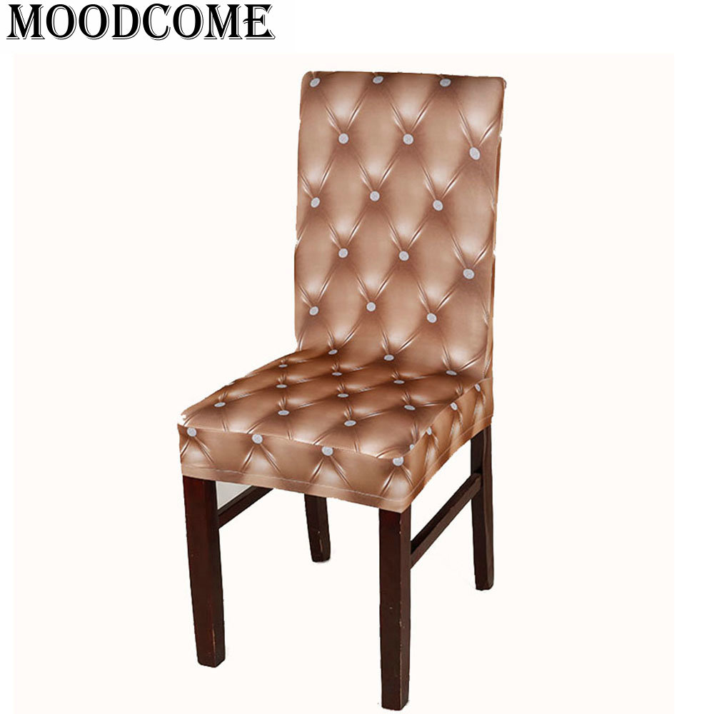 2016 hot sale polyester elastic stretch Chair Cover dining room Chair Cover  Spandex