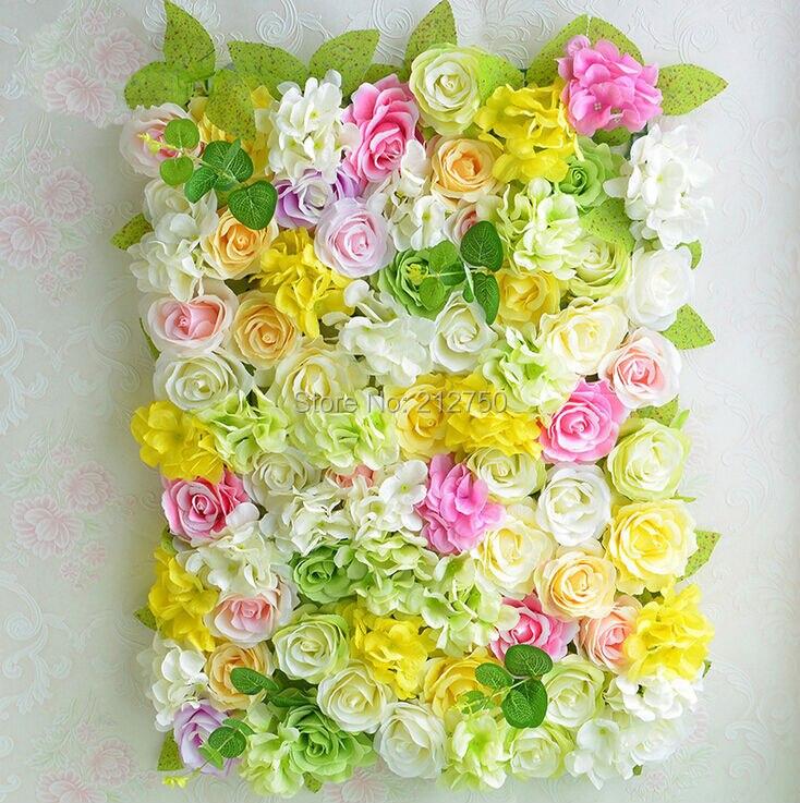 Unique White Flower Wall Decor Vignette - Wall Art Collections ...