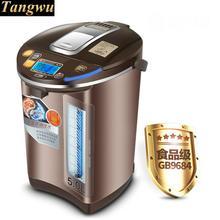Электрический термос 5l утепленный домашний термостат 304 Электрический чайник из нержавеющей стали