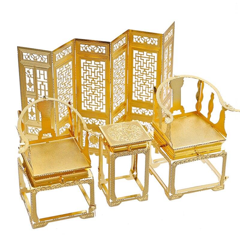 piececool diy metal d muebles antiguos pg d modelos educativa y el aprendizaje de juguete jugu