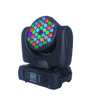 36*3W mini led moving head beam stage nightclub sharpy light for dj home party bar
