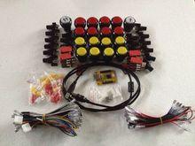 usb arcade controller joystick arcade usb keyboard encoder arcade Glowing joystick kit usb controller arcade