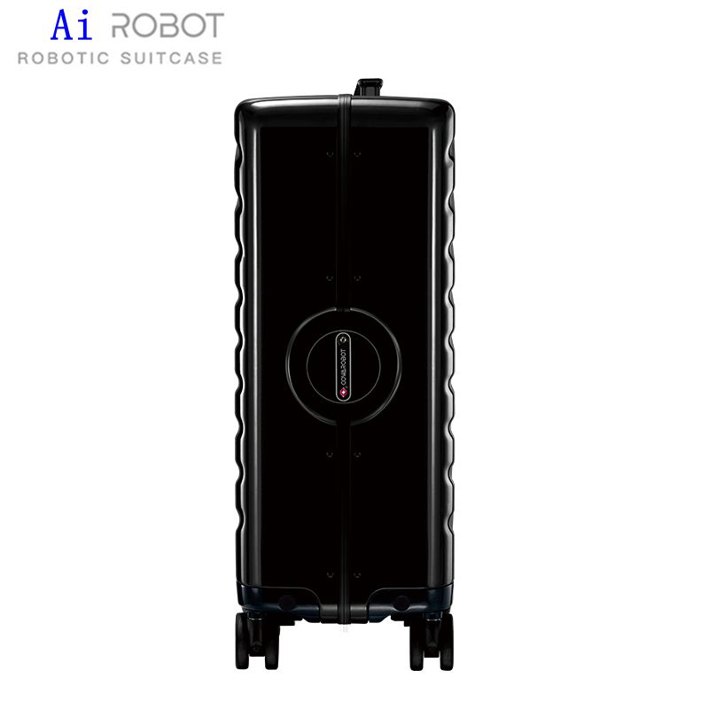 Artificial Intelligence Co-Moving Robotic Suitcase Design For Travel.High-quality Luxurious Robot Travel Luggage.High-capacity-1