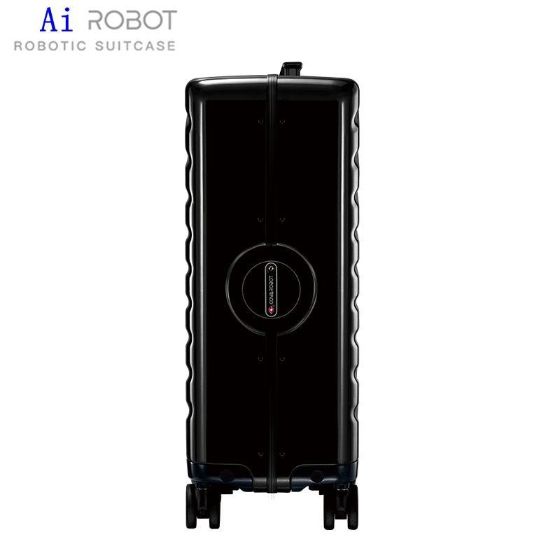 طراحی مصنوعی چمدان روباتیک با هم - چمدان و کیف مسافرتی