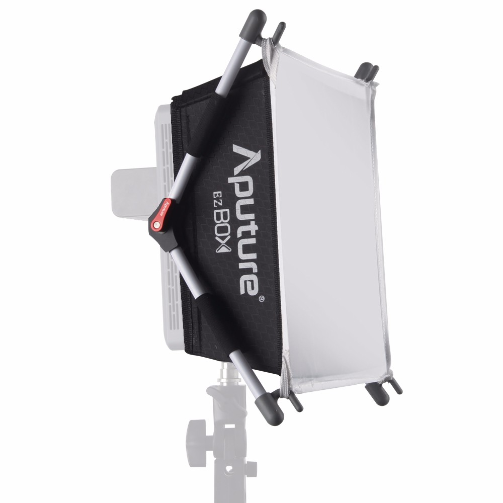 Aputure Easy EZ Box Diffuser Softbox Aputures Easy Box Diffuser Kit for 672 528 light