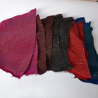 Натуральная кожа ската натуральная Manta Ray рыбий Кожа ремесло для Сделай Сам кожевенное ремесло часы пояс материал ручки ножа