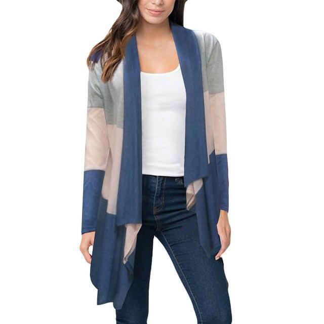 Veste kimono femme hiver