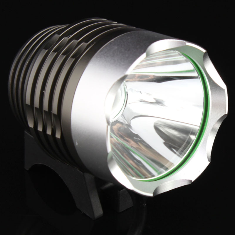 T6 Bicycle Light HeadLight 1800 Lumens 3 Mode Waterproof Bike Front Light LED HeadLamp Head lampWith 8.4v 6400mAh Battery Pack 30000lm 14x xml t6 led head front bycicle lights bike light head light headlamp battery pack tail light