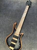2017楽器ウクレレ熱い6弦ベースギター
