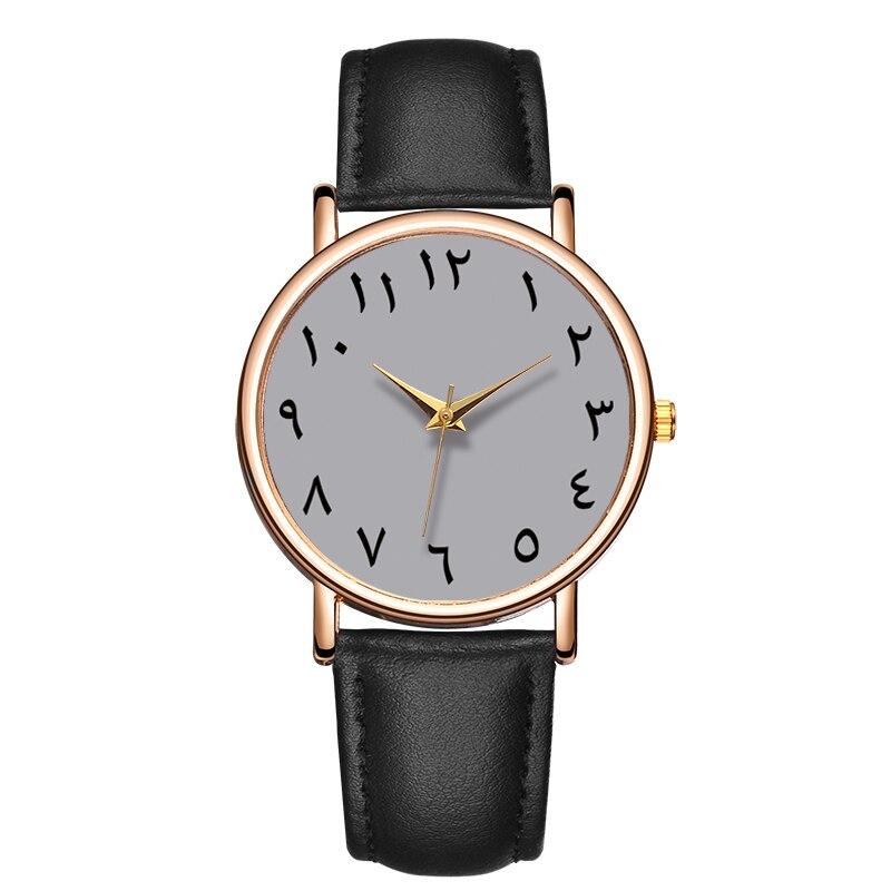 B-9106 Arabic Watches Wrist Watch Men Women Relojes Feminino Watch Men Relogios Hombre Male Clock Relogios Masculino цена