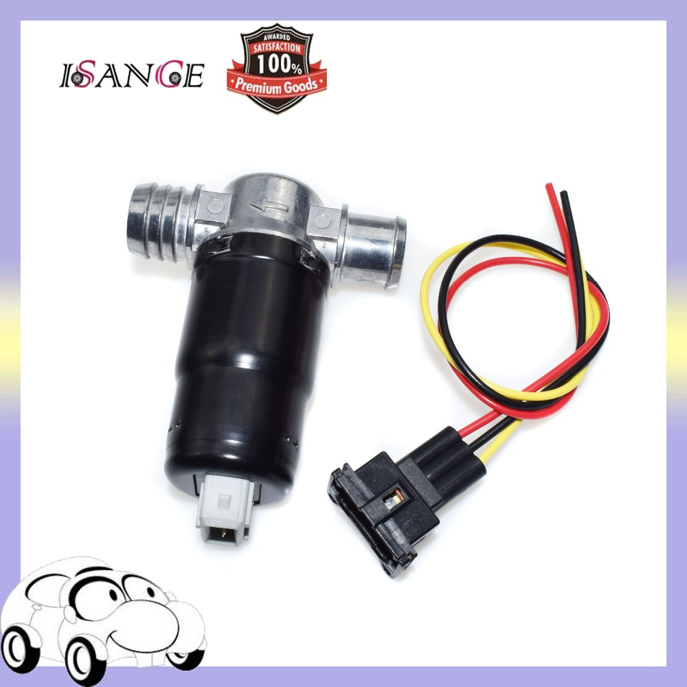isance idle air control valve iac wire connector plug 13411433626 for bmw e30 e34 e36 m20 m50 320i 325i 325is 325ix 520i z1 [ 1000 x 1000 Pixel ]