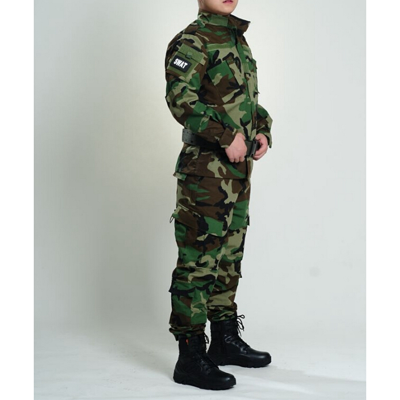 Nouvelle armée BDU militaire uniforme Camouflage tactique chemises et pantalons tactiques CS champ armée Camo chasse costume USMC CP ACU ATACS