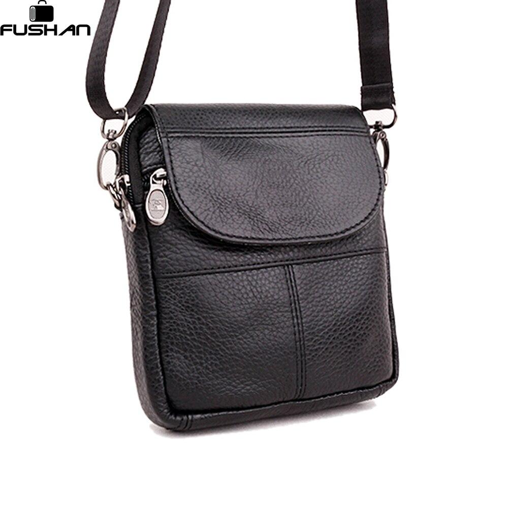 bolsa de couro genuíno dos Modelo Número : Messenger Bags