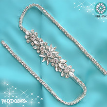 aa9c170915 Buy wedding belt applique and get free shipping on AliExpress.com