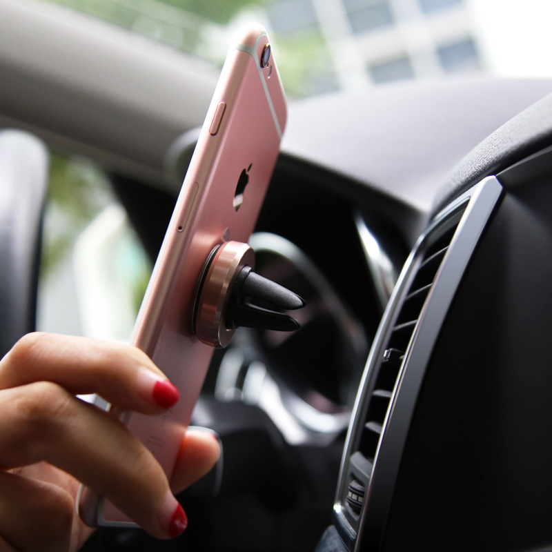 holder for phone in car for iPhoneX xmax 8plus 7plus Universal Mobile Smartphone Support Magnetic Mobile Phone Bracket smartphone