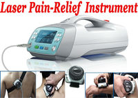 Physiotherapy Laser Body Pain Relief Diode low level laser therapy LLLT