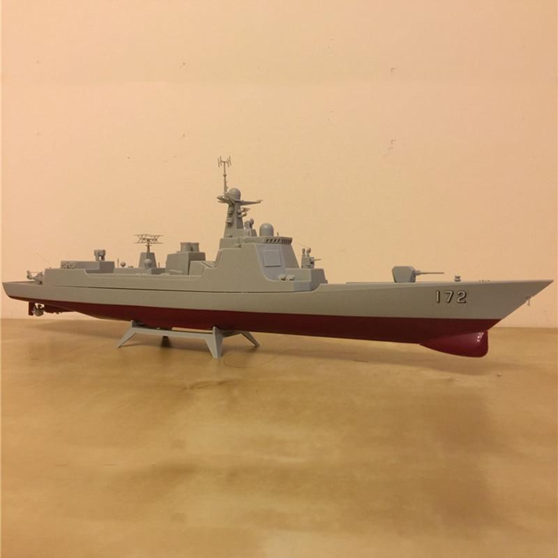 Destructor de Misiles KUNMING Asamblea Eléctrica Modelo Gear Dos - Juguetes de construcción - foto 3