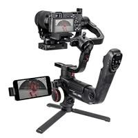 DHL Zhiyun кран 3 лаборатории 3 оси ручной карданный DSLR Камера стабилизатор для sony A7M3 A7R3 Canon 6D 5D Panasonic GH4 GH5 Nikon D850