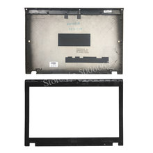 Capa para portátil para lenovo thinkpad x220i x220 x230 x230i lcd tampa traseira superior capa traseira fru 04w6895/moldura lcd capa