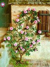 100pcs Japanese Climbing Rose Seeds Perennial Vine Hanging Bonsai Flowers Seeds Retro Aesthetic Garland for Wedding Supplies