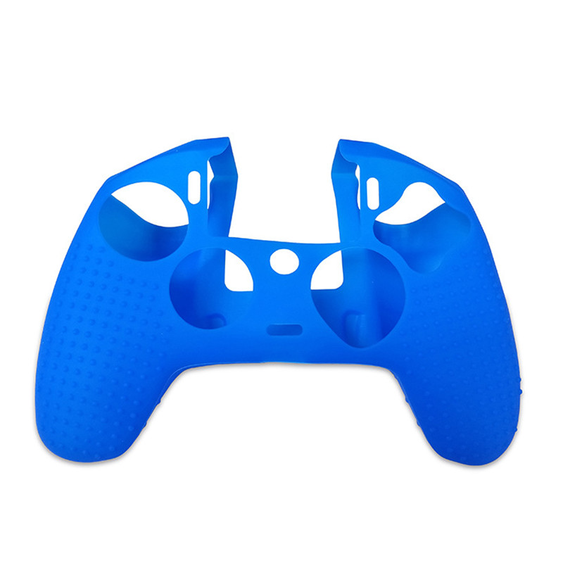 Silicone Soft Case Skin Grip Cover Protective for Playstation 4 PS4 Nacon 2 Controller High Quality (10)
