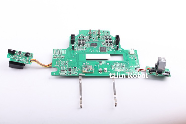 (For A325) Mainboard with LCD Screen for Vacuum Cleaning Robot , 1pc/pack