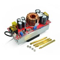 1800W Step Up Converter 40A Powerful Current Constant Voltage Constant Current Boost Power Module LED Driver Power Supply Module
