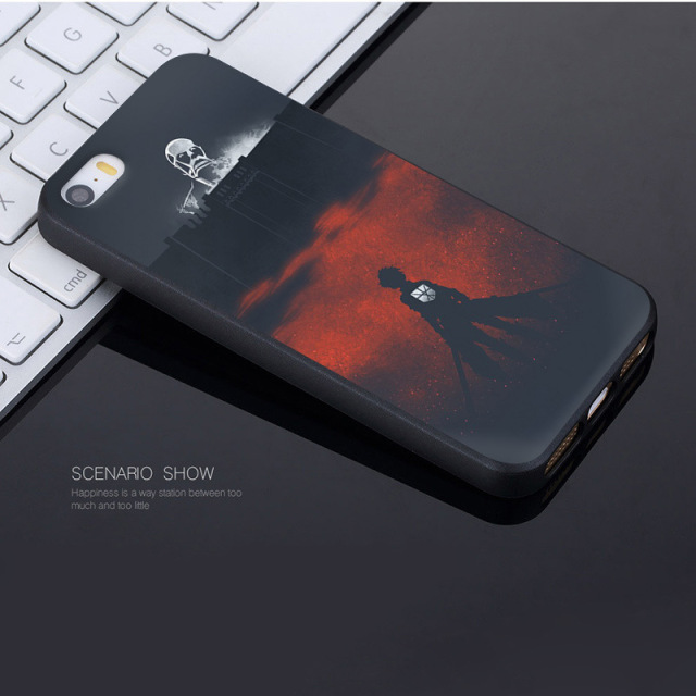 Anime Attack on Titan TPU phone case for iPhone