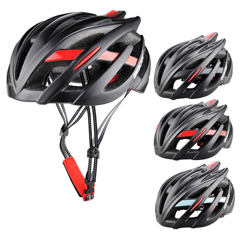 PMT Breathable Ultralight In mold Bicycle Helmet Ventilation Road Mountain MTB Bike Helmet XXL Size Head