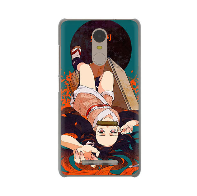 Demon Slayer Kimetsu no Yaiba Cover Case for Xiaomi Redmi Models