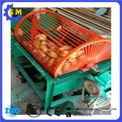 Washing machine for potatos Vegetable washer cleaning machinery