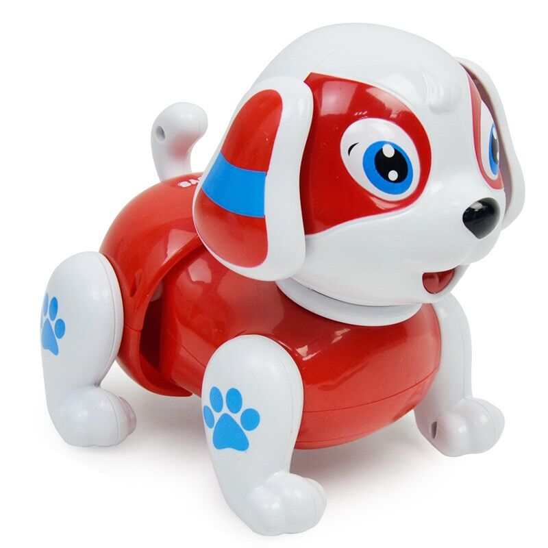 new Wireless Rechargeable Remote Control Light music universal Smart Dog Electronic Pet Educational Baby Toy Dancing Robot Dog