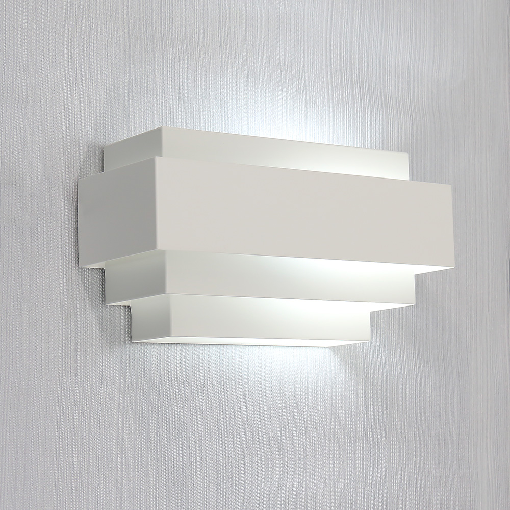 3W 6W Nordic Modern Led Indoor Wall Lamp Light Sconce Up And Down For Bedroom Stair