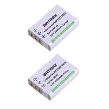 2 sztuk baterii NP-95 NP 95 wielokrotnie ładowana kamera baterii dla FUJIFILM FinePix F30 F31fd prawdziwe 3D W1 X-S1 X100 X100s