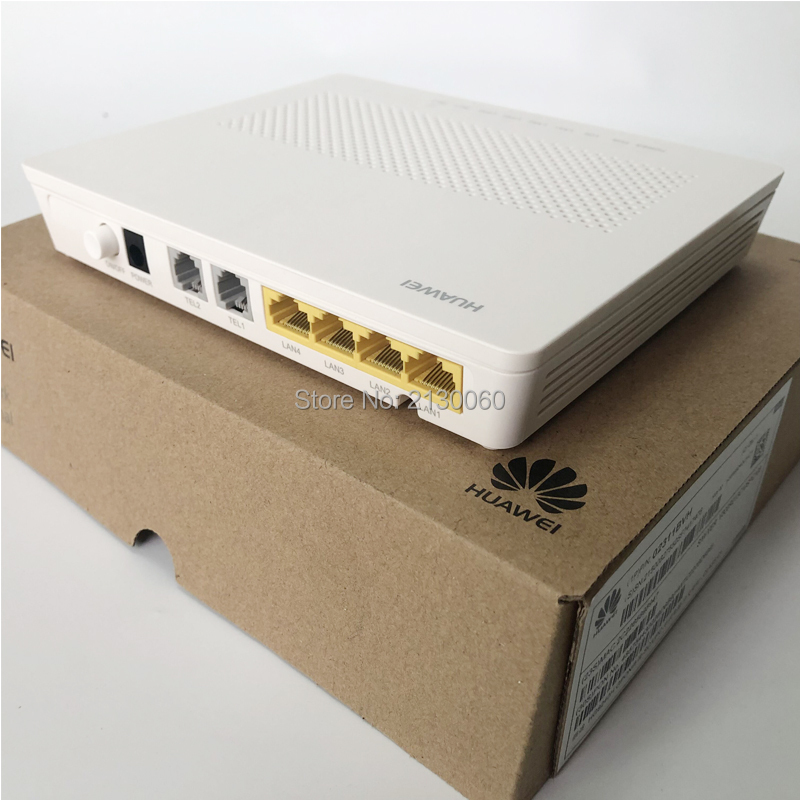 Free Shipping 3pcs Huawei Hg8240h Gpon Onu 4fe+2tel Class C+ Optic Network Terminal Sc Upc  Same Function As HG8245H HG8247H