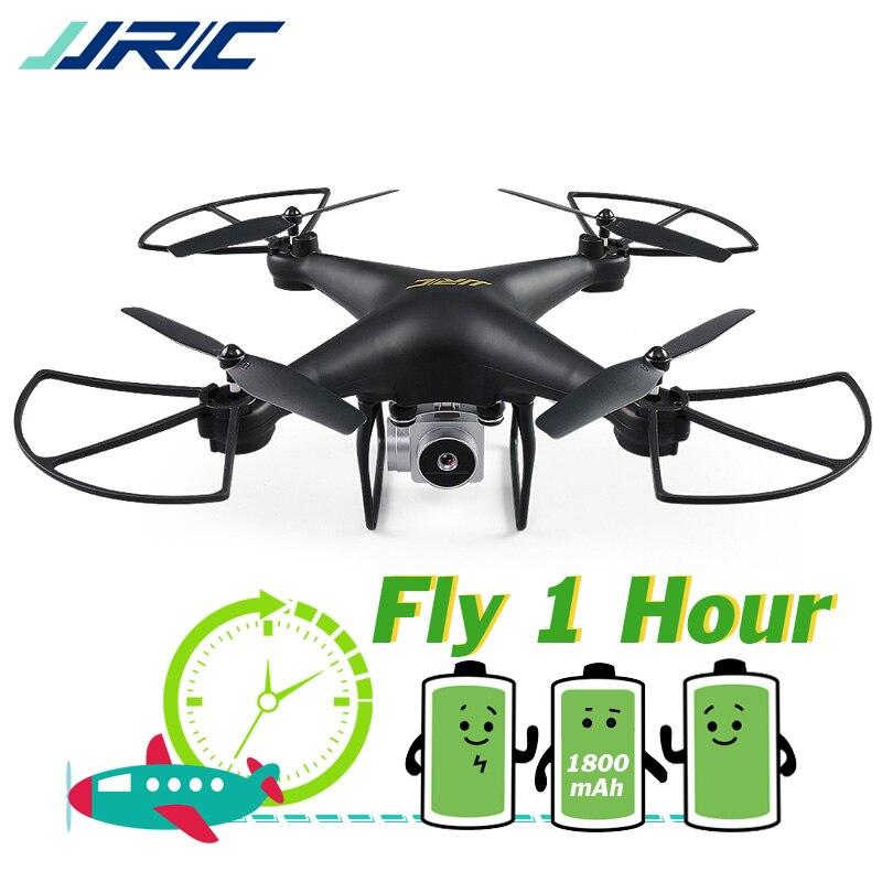 JJR/C JJJRC H68 Bellwether Wi Fi FPV системы 720 P Quadcopter с камера Drone RC игрушечные лошадки для детей 20 мин летающее время Профессиональный беспилотник