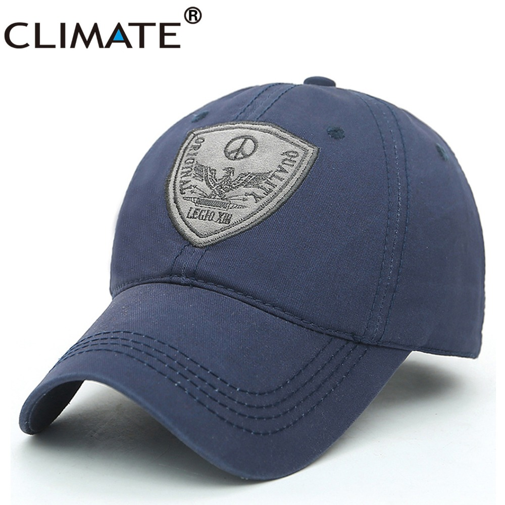 CLIMATE 2018 New Fashion Spring Cool Eagle High Quality Baseball Caps Men Women Autumn Sport Stick Black Nice Brushed Caps Hat fashion new women s hat lace beanie crystal direction hats for women autumn winter outdoor thin caps sport beanies