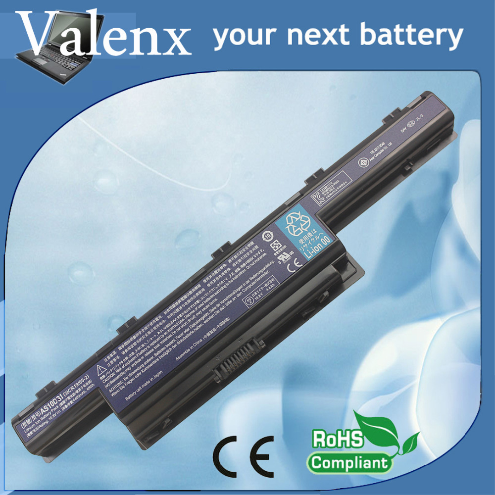 Laptop Battery For Acer 4741G 5741 5551 P/N  AS10D31 AS10D3E AS10D41 AS10D51 AS10D61 AS10D71 AS10G3E
