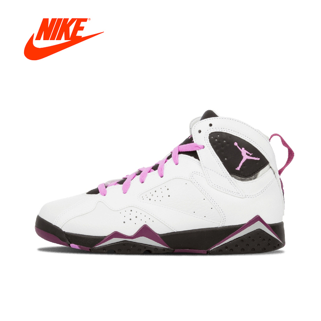 c54807f17d07 Original New Arrival Authentic Nike Air Jordan 7 Retro GG7 AJ7 Women s  Basketball Shoes Sneakers Sport Outdoor Good Quality