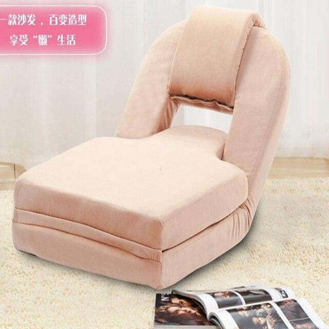 Multifunction sofa,Foldable leisure sofa, lazy sofa, Three color ...