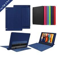 Yoga Tablet 3 Pro 10 1 Litchee Pattern Tablet Case For Lenovo Yoga Tab3 Pro Ultra