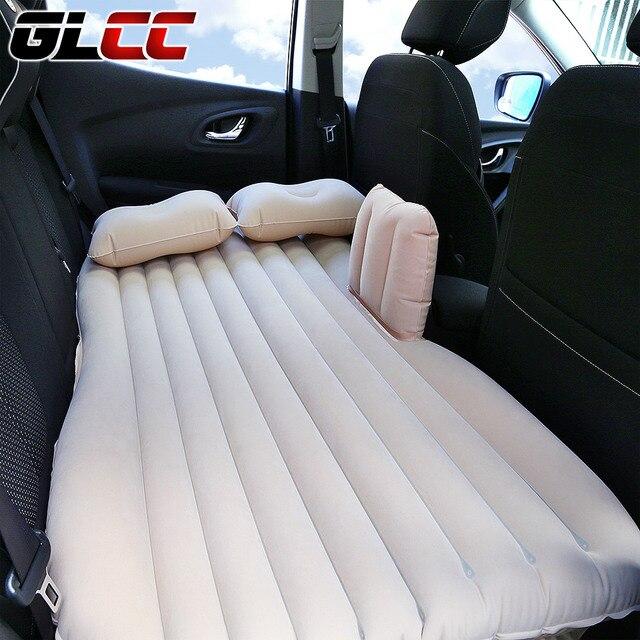 Hot Sale Car Back Seat Cover Car Air Mattress Travel Bed