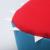 Lazer cadeira do saco de feijão Sofá Crianças Única Arte Bonito Dos Desenhos Animados tubarão Sofá Preguiçoso Criativo Cadeira Cama Sofá Arroz Sofá Animais assento