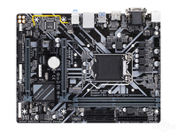 desktop motherboard New Gigabyte B360M HD3 original LGA 1151 DDR4 B360 desktop E sports game computer motherboards