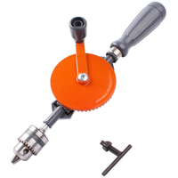 1 Set DIY Woodworking Drill Hand Drill Drill Teaching Supplies Tools By Hand All Steel Precision