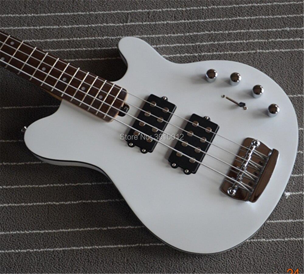 2018 new custom high quality bass guitar 4 string reflex ernie ball electric guitar in glossy. Black Bedroom Furniture Sets. Home Design Ideas