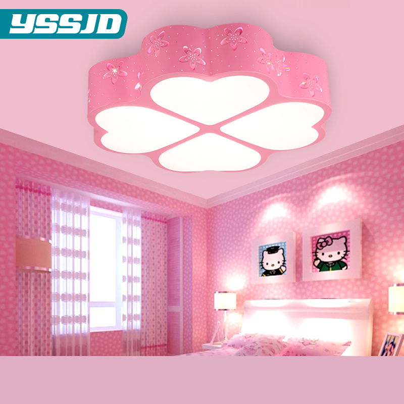 Modern 18W Led Ceiling Lights Living Room Kitchen Child Lamp Decor ...